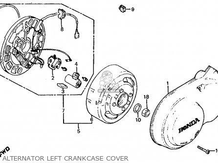 Honda Z50r Wiring Harness Diagram Honda Trx300ex Wiring