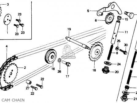 Honda Z50r 1992 (n) Usa parts list partsmanual partsfiche