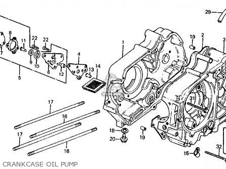 Honda Z50r Monkey 1979 (z) Usa parts list partsmanual