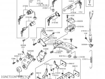 Kawasaki estrella 250 service manual