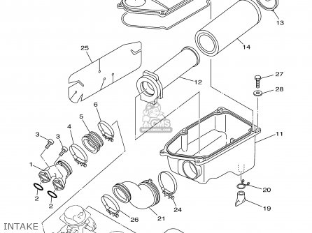 Yamaha Warrior Fuse Wire Spear Warrior Wiring Diagram ~ Odicis