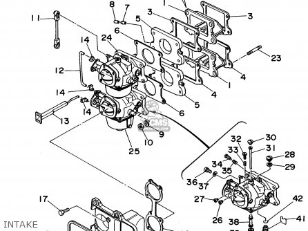 Yamaha Maxim 1100 Wiring Diagram Yamaha Maxim 1100 Parts