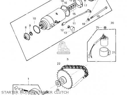 1981 Kz550 Ltd Wiring Diagram Ex500 Wiring Diagram