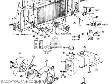 Kawasaki 1981 Kz1300-a3 parts list partsmanual partsfiche