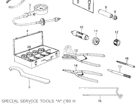 1981 Kawasaki Ltd Kz750 H2 Oem Starter Motorstarter Clutch
