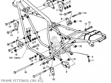 Klr650 1987 2007 Wiring Diagram