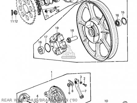 1980 Honda Xr200 Wiring Diagram 1981 Honda Xr200 Wiring