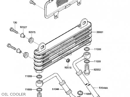 Kawasaki 1985 Zx900-a2 Ninja parts list partsmanual partsfiche