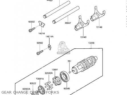 Kawasaki Voyager 1200 Wiring Diagram, Kawasaki, Free