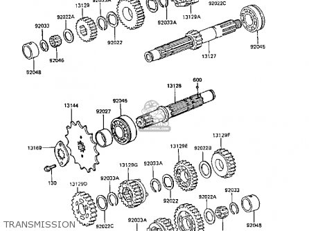 Mercury Mountaineer Automatic Transmission Diagram