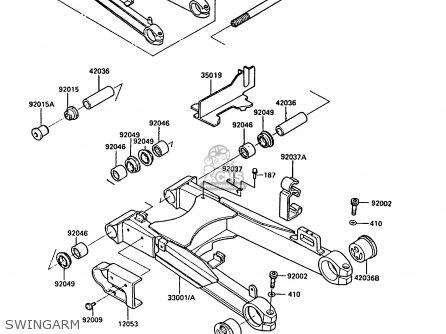 Kawasaki Standard Motorcycle Brat Style Motorcycle Wiring