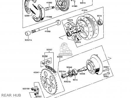 F7 Kawasaki Wiring Diagrams Kawasaki Motorcycle Wiring