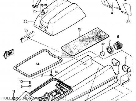 Kawasaki Z250 Wiring Diagram