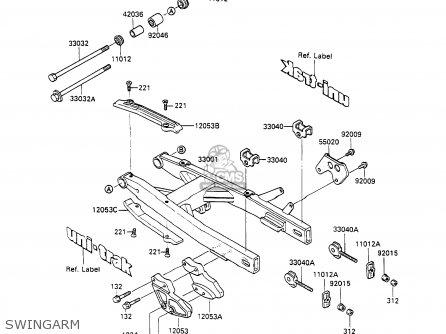 Kawasaki Kx100 Engine Kawasaki KLX 100 Wiring Diagram ~ Odicis