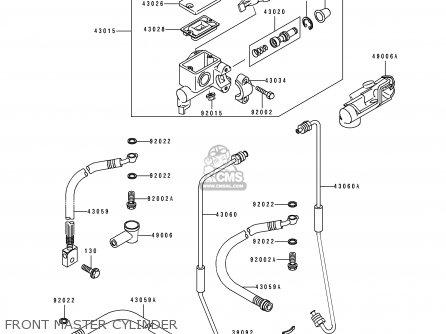 Kawasaki 1990 C2: Klf300 parts list partsmanual partsfiche