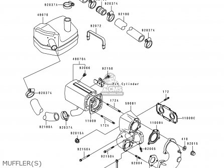 Kawasaki Small Engine Wiring Diagram, Kawasaki, Free