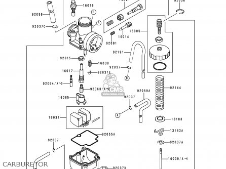 Kawasaki 1999 X2: Kx80 parts list partsmanual partsfiche