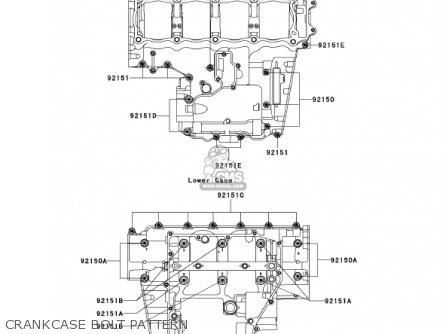 Kawasaki 2000 Zx1200-a1 Zx-12r parts list partsmanual
