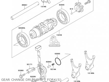 Kawasaki 2000 Zx1200-a1 Zx-12r parts list partsmanual