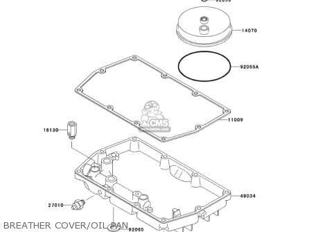 Kawasaki 2001 En500-c6 Vulcan 500 Ltd parts list