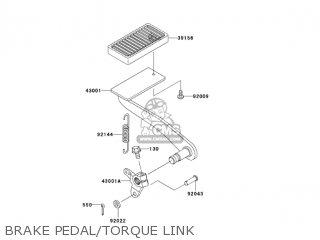 Kawasaki 2001 Vn1500-e4 Vulcan 1500 Classic parts list