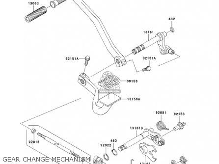 Kawasaki Vn 1500 Wiring Diagram Kawasaki Mean Streak