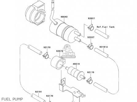 Kawasaki 2001 Vn1500-g3 Vulcan 1500 Nomad parts list