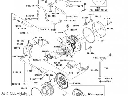 Kawasaki Vulcan 1500 Clutch Diagram, Kawasaki, Free Engine