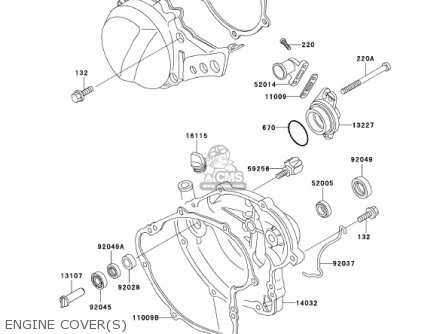 Kawasaki 2002 Kx60-b18 Kx60 parts list partsmanual partsfiche