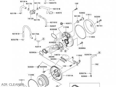 Kawasaki 2002 Vn1500-l3 Vulcan 1500 Nomad Fi parts list