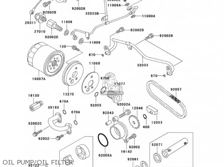 Kawasaki 2002 Vn750-a18 Vulcan 750 parts list partsmanual
