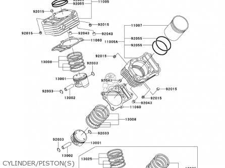 Kawasaki 2002 Vn800-b7 Vulcan 800 Classic parts list