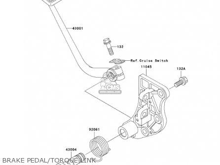 Kawasaki 2002 Zg1200-b16 Voyager Xii parts list