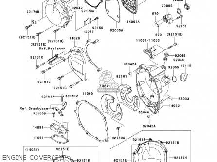 Kawasaki 2002 Zx1200-b1 Zx-12r parts list partsmanual