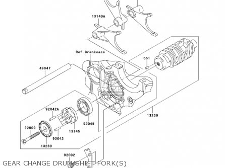 Kawasaki 2002 Zx1200-c1 Zzr1200 parts list partsmanual