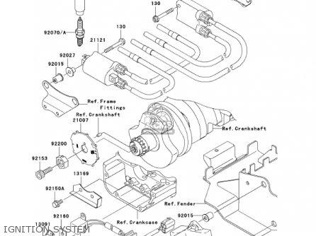 Kawasaki 2002 Zx1200-c1 Zzr1200 parts list partsmanual