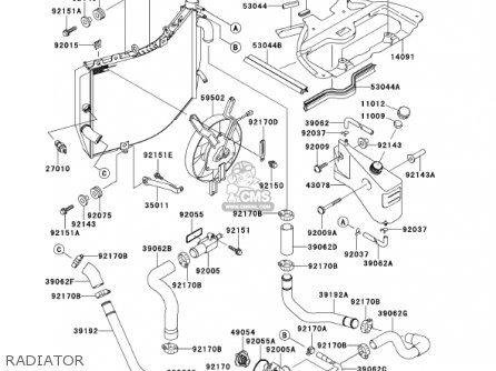 Kawasaki 2002 Zx900-f1 Ninja Zx-9r parts list partsmanual