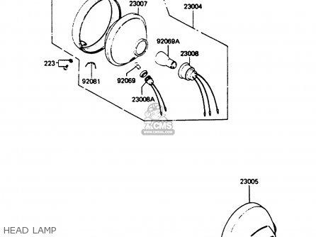 Kawasaki 80cc Wiring Schematics Kawasaki Mule Wiring