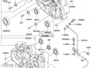 Kawasaki BN125-A7 ELIMINATOR 125 2004 EUROPE,MIDDLE EAST