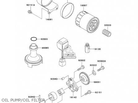 Kawasaki Ej650a3 W650 2001 Usa California Canada parts