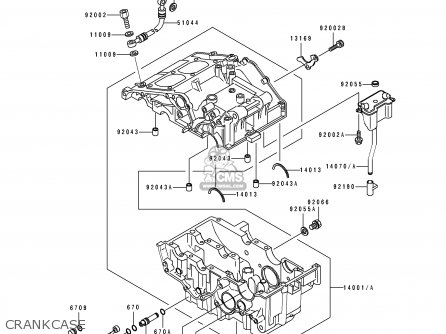 Kawasaki EL250D2 ELIMINATOR 1991 SWEDEN parts lists and