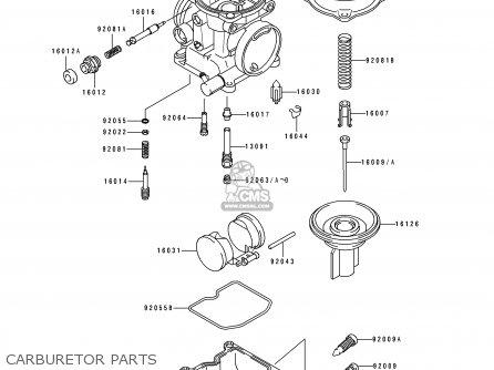 Kawasaki EL250D4 ELIMINATOR 1993 UNITED KINGDOM GR parts
