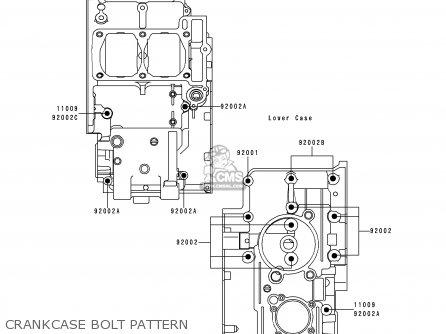 Kawasaki El250f2 Eliminator 1996 France Nl Ar Fg It parts