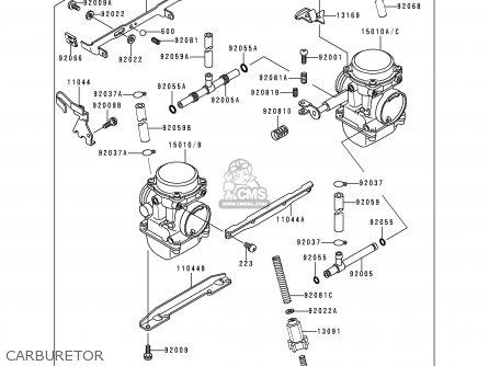 Kawasaki En500a5 Vulcan500 1994 Usa California Canada