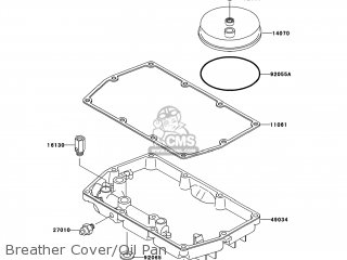 Kawasaki EN500C9F VULCAN500 LTD 2009 USA parts lists and