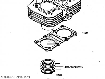Kawasaki Engine Diagram Of Cylinder Chrysler Engine