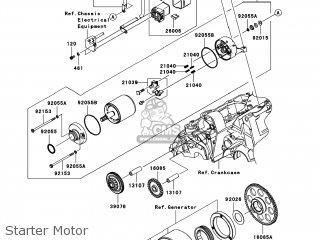 Kawasaki Er650c9f Er6n 2009 Usa parts list partsmanual