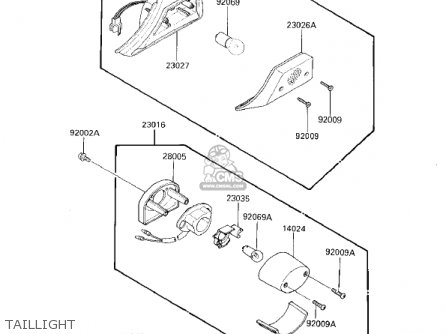 Klr 250 1986 Wiring Diagram