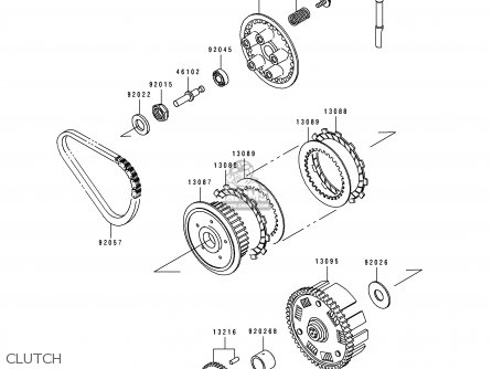 Ex 500 Kawasaki Manual