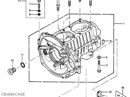 Kawasaki Js550-a5 Jetski550 1986 United Kingdom Fr Al It